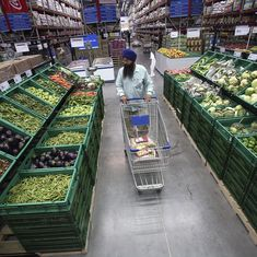 Wholesale price inflation eased to 5.09% in July
