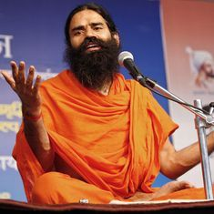 Ramdev gets bailable warrant for remarks against those refusing to say 'Bharat mata ki jai' in 2016