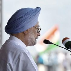 Hasty implementation of GST had a negative effect on GDP growth, says Manmohan Singh