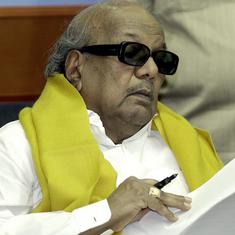 Chennai: DMK chief M Karunanidhi continues to remain stable, says Kauvery Hospital