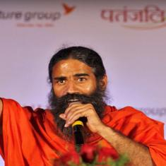 Religious leaders involved in illegal activities should be hanged, says yoga guru Ramdev