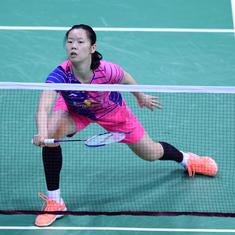 US Open badminton: Li Xuerui wins second straight tournament after two-year injury layoff
