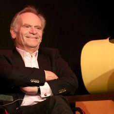 Jeffrey Archer is back with a new book, and it's the end of a journey