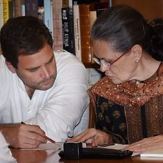 The big news: Rahul Gandhi likely to take over as Congress chief soon, and nine other top stories