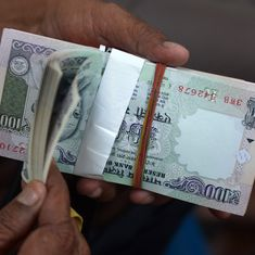 Rs 5.3 lakh crore in black money flowed out of India in 2007 – enough to link the country's rivers