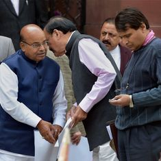 दलित समुदाय तक पहुंचने की भाजपा की कोशिश में मोदी सरकार के मंत्री ने नया पेंच फंसा दिया है