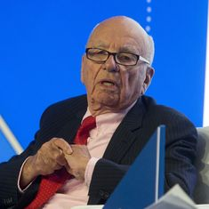 European competition watchdog raids London offices of Rupert Murdoch-owned 21st Century Fox