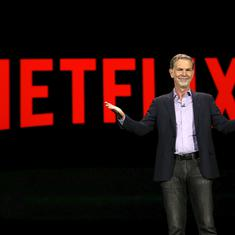 Netflix shares fall after it misses subscriber growth targets for April-June