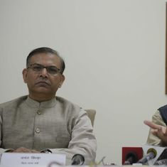 The big news: BJP's Jayant Sinha backs Centre after his father's criticism, and 9 other top stories