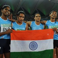 No women's relay team for 2018 Commonwealth Games, says India's athletics body