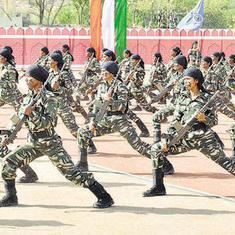 जम्मू-कश्मीर : महिला पत्थरबाजों से अब सीआरपीएफ की महिला कमांडो निपटेंगी