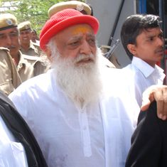 Asaram and son cleared by commission investigating deaths of two children at their school