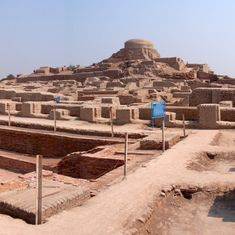 Back to the start: Revisiting the past of India, Pakistan (and this writer) in Mohenjo-Daro ruins