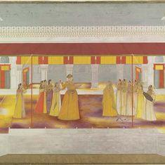 जब हिंदू-मुसलमान मिलकर होली मनाते थे और गरीब से गरीब भी बादशाह पर रंग फेंक सकता था