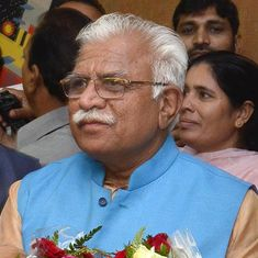 'We have reports on Khalistani presence in farmers' protest,' claims Haryana CM Manohar Lal Khattar