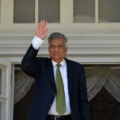 Sri Lankan crisis: Speaker recognises Wickremesinghe as prime minister, questions Sirisena's moves