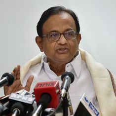 'Please inform RSS about what is wrong with their ideology,' Chidambaram tells Pranab Mukherjee