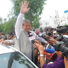 Uttarakhand polls: The Congress chief minister is the party's biggest strength (and weakness)