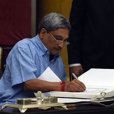 India's defence minister wishes he had the freedom to threaten pre-emptive nuclear strikes