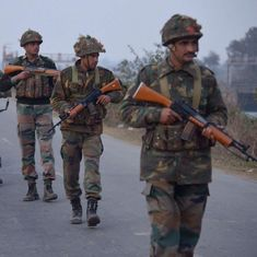 High alert in Pathankot, search operations on after suspicious persons spotted