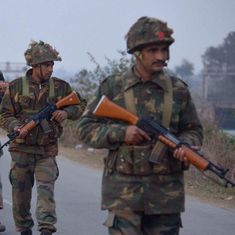 Six people injured during cross-border firing in Jammu's RS Pura sector, say BSF personnel