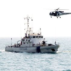 Pakistani boat with nine fishermen intercepted off Gujarat's coast