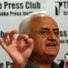 The target was Kanak Mani Dixit but the axe fell on 'Himal Southasian' in Nepal