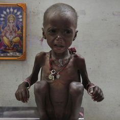 Why does India struggle to battle hunger?