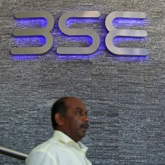 Shares of Bombay Stock Exchange close 33% higher after NSE debut