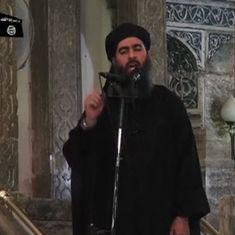 US defense secretary says he believes Islamic State chief al-Baghdadi is still alive
