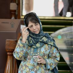 The big news: Mehbooba Mufti says no mediators are necessary in Kashmir, and 9 other top stories