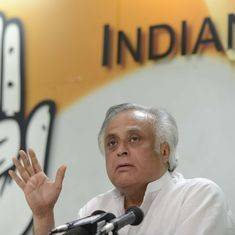 SC adjourns Jairam Ramesh's plea against Aadhaar law being passed as Money Bill for four weeks