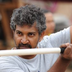 Naidu hopes Bahubali director Rajamouli will give new Andhra capital a grand Telugu touch