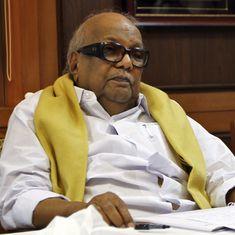 तमिलनाडु में करुणानिधि के बेटे समेत 89 डीएमके विधायकों के निलंबन सहित दिन के सबसे बड़े समाचार