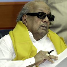 Governor must explain how Jayalalithaa gave approval to reallocation of portfolios: Karunanidhi