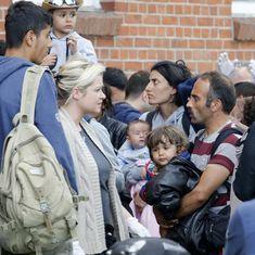 जर्मनी के लिए खतरा बताए जाने वाले शरणार्थी खुद खतरे का सामना कर रहे हैं