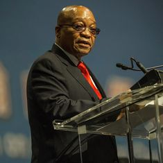 South Africa: President Jacob Zuma defies ruling party's call to step down within 48 hours