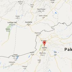 Pakistan: At least 11 dead in explosion in Quetta