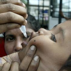 Health Ministry says polio vaccines are safe, refutes rumours to stop giving children the dose