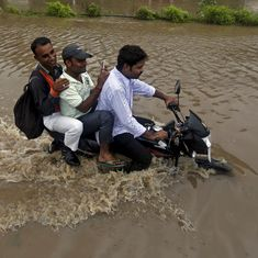 Toll rises to 14 as heavy rain lashes south Gujarat
