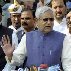 After Nitish Kumar resigns, Modi congratulates him for 'joining the fight against corruption'