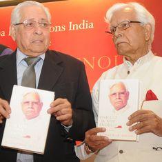Delhi: Soli Sorabjee steps down as India International Centre president