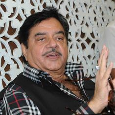 'You support a person or prepare to be called anti-national': BJP's Shatrughan Sinha's jibe at Modi