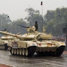 43 साल तक देश की सेवा करने के बाद टी-55 टैंक अब छात्रों का ज्ञान बढ़ाएगा