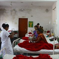 State governments are not spending enough on healthcare for 581 million of India's poorest people