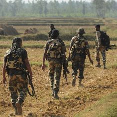 Maharashtra: One security personnel dead, several injured in Maoist attacks in Gadchiroli