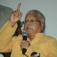 Bihar: Tejashwi Yadav will not step down, RJD chief Lalu Prasad Yadav tells ANI