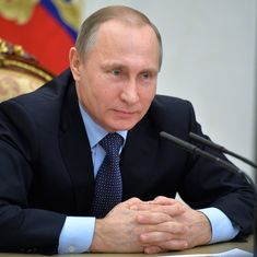 Vladimir Putin ratifies deal that allows Russia indefinite deployment of forces in Syria