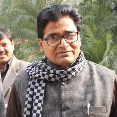 UP elections: Samajwadi Party reinstates Ram Gopal Yadav as its general secretary and spokesperson