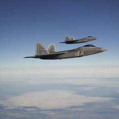 अमेरिकी लड़ाकू विमानों ने कोरियाई प्रायद्वीप में उड़ान भरी, किम जोंग उन की आपातकालीन बैठक